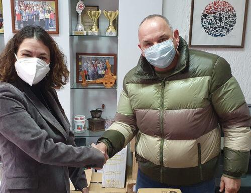 """Донација основној школи """"Светозар Марковић"""" Београд"""